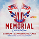 Memorial Day Sale Flyer
