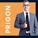 Prigon - Law Firm & Lawyer PSD Template