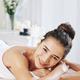 Woman enjoying spa procedures - PhotoDune Item for Sale