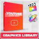 FCPX Youtube Graphics Pack - VideoHive Item for Sale