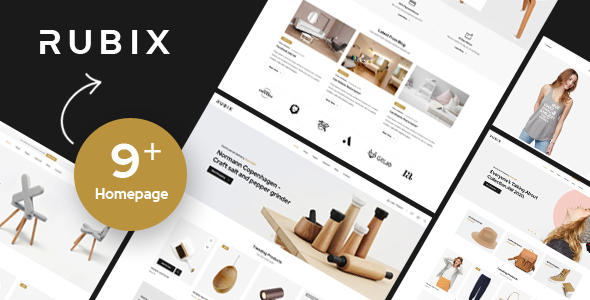 Rubix - Multipurpose Sections Shopiy Theme