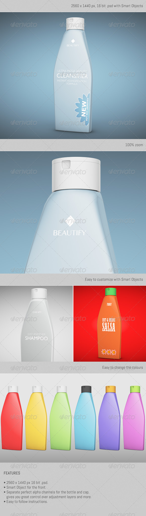 The Plastic Bottle - Miscellaneous Packaging