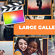 Fast Large Gallery - VideoHive Item for Sale