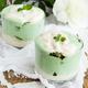 Tiramisu in a glass of tea match - PhotoDune Item for Sale