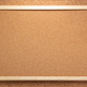 cork board in wooden frame as background - PhotoDune Item for Sale