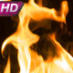 Fire Slowly Dies Away - VideoHive Item for Sale