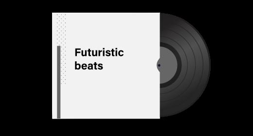 Futuristic beats