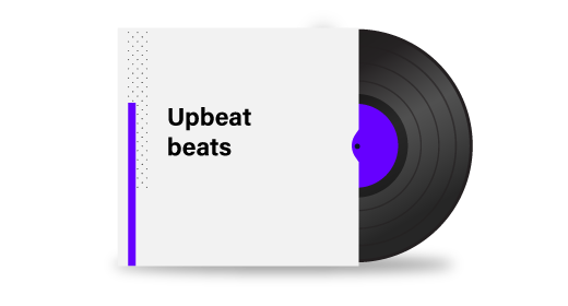 Upbeat beats