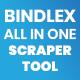Bindlex All In One Scraper PRO