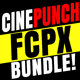 CINEPUNCH BUNDLE - 18 PACKS - Transitions for Final Cut Pro I SFX I Color FX I Thousands of Elements - VideoHive Item for Sale