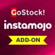 Instamojo Payment Gateway for GoStock