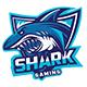 Sport Logo - Shark Game