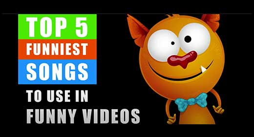 5 Awesome Funny Music Tracks for DIY Vlogs [2020]