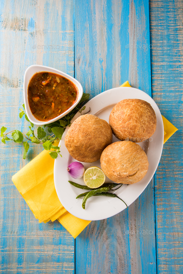Kachori - Stock Photo - Images