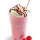 pink raspberry milkshake - PhotoDune Item for Sale