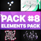 Flash FX Elements Pack 08 | Motion Graphics Pack - VideoHive Item for Sale