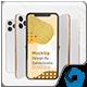 Gold & White Phone 11 Kit