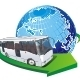 Tourist Bus - GraphicRiver Item for Sale
