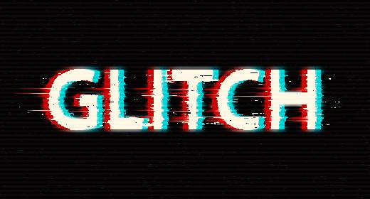 Glitch Sound Fx