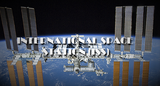 INTERNATIONAL SPACE STATION (ISS) FOOTAGE COLLECTION