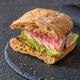 Sandwich with tuna and avocado - PhotoDune Item for Sale