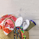 Beach accessories in a bag. Summer holiday concept - PhotoDune Item for Sale