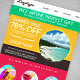 Seasonal Email Newsletter Template - GraphicRiver Item for Sale