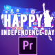 USA States Flag Logo - Premiere Pro - VideoHive Item for Sale