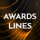 Awards Lines Titles - VideoHive Item for Sale