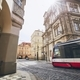 Tram in blurred motion - PhotoDune Item for Sale