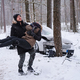 Man is holding injured woman after car accident - PhotoDune Item for Sale