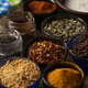 Mix of Spices in bowls - PhotoDune Item for Sale