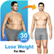 Wight Loss Workout & Fitness For Men(30 days Workout Plan)