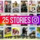 Instagram Stories Vol. 1 - VideoHive Item for Sale