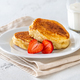 Ricotta pancakes with fresh berries - PhotoDune Item for Sale