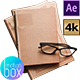 Books & Library Slides - VideoHive Item for Sale