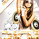 Rich Lady's Party - GraphicRiver Item for Sale