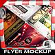 Flyer & Poster Mockup Bundle 1-3