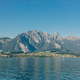 Lake and mountains landscape in Switzerland - PhotoDune Item for Sale
