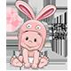 Baby Rabbit Happy Childrens Song