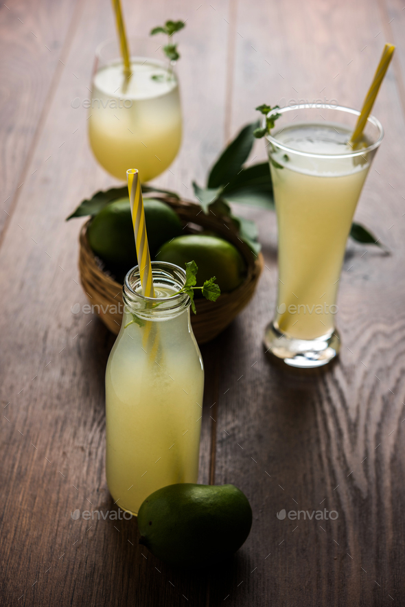 Aam ka Panna - Stock Photo - Images