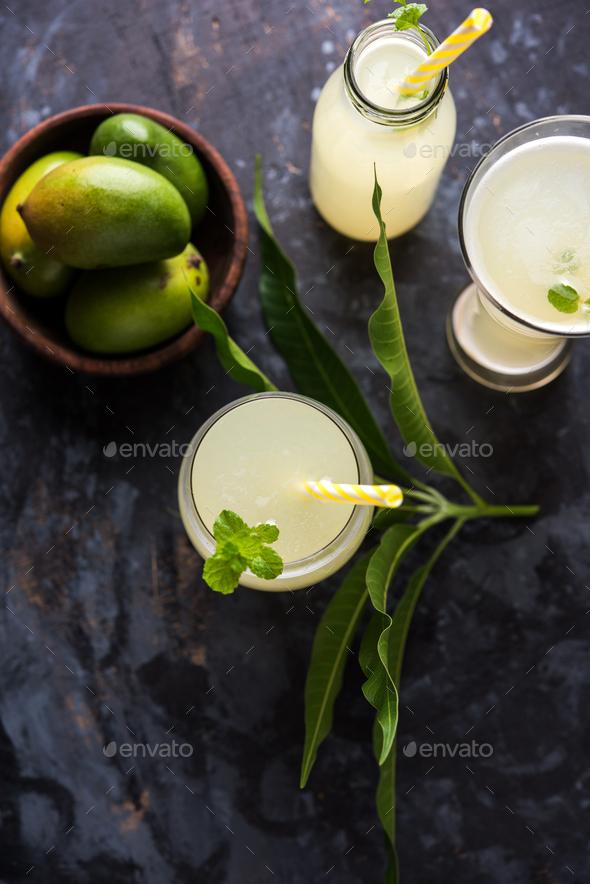 Aam ka Panna - Stock Photo - Images