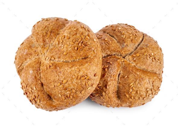 Bread rolls - Stock Photo - Images