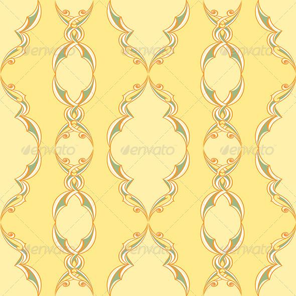 Vintage Pattern - Patterns Decorative