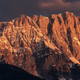 Beautiful mountain sunset in the Julian Alps - PhotoDune Item for Sale