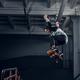 Young skateboarder at skate park indoor - PhotoDune Item for Sale