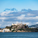 View on Alcatraz Island from pier 39 - PhotoDune Item for Sale