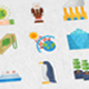 Global Warming Modern Flat Animated Icons - VideoHive Item for Sale