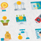 Digital Currency Modern Flat Animated Icons - VideoHive Item for Sale