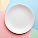 white empty plate - PhotoDune Item for Sale